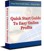 Thumbnail Quickstart Guide to Easy Online Profits