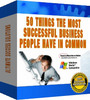 50 Things The Most Successful Business People Have