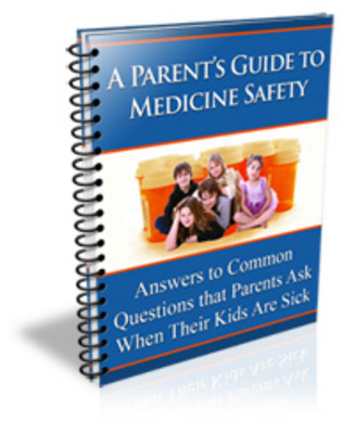 Product picture A Parents Guide To Medicine