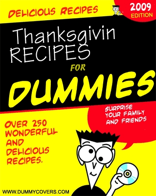 Product picture Thanksgiving Dessert and Cooking Recipes