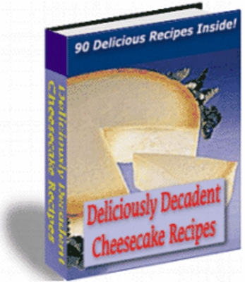 Product picture Cheesecake recipes