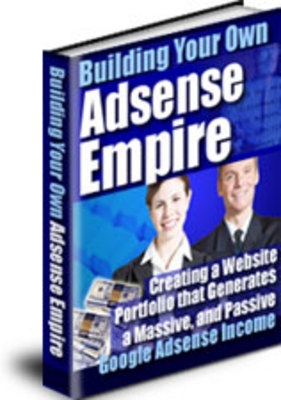 Product picture Building Your Adsense Empire