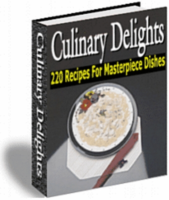 Product picture Culinary Delights