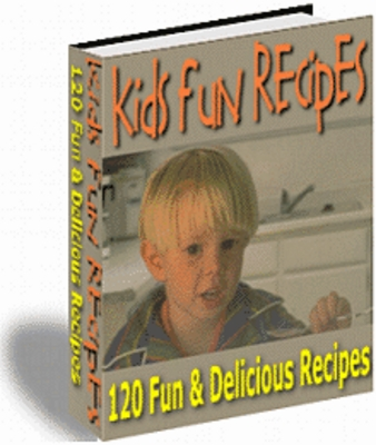 Product picture Kids Fun Recipes