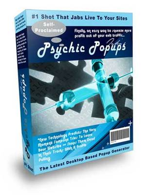 Product picture Psychic Popups